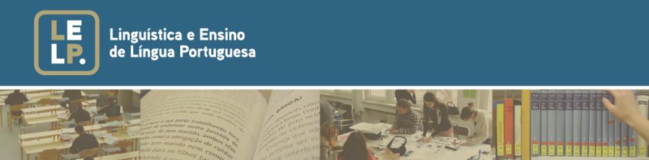 Curso de Pós-Graduação LATO SENSO em Linguística e Ensino de Língua Portuguesa